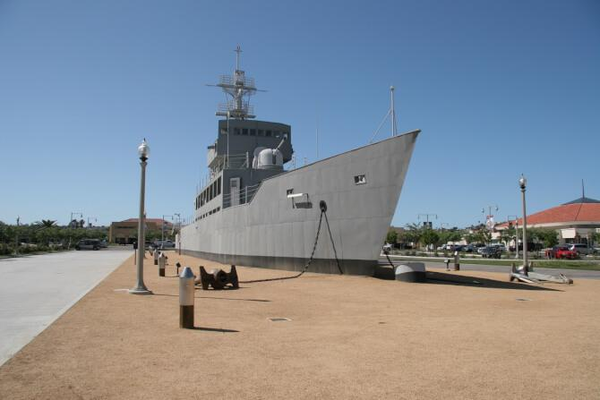 Top 20 things to do in San Diego: USS Recruit
