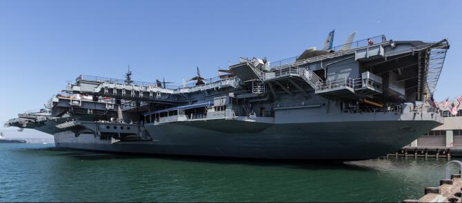 Top 20 things to do in San Diego: USS Midway Museum