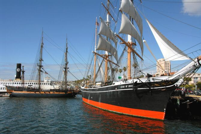 Top 20 things to do in San Diego: Maritime Museum of San Diego