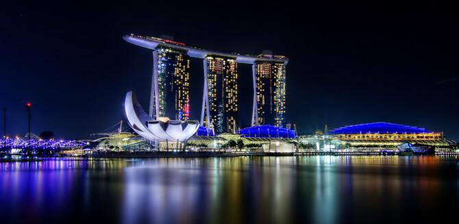Top 20 things to do in Singapore: Marina Bay
