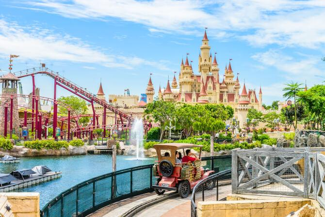 Top 20 things to do in Singapore: Sentosa
