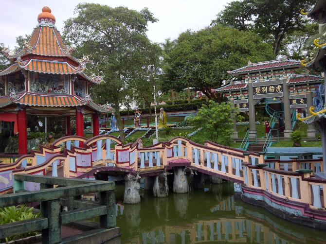 Top 20 things to do in Singapore: Haw Par Villa