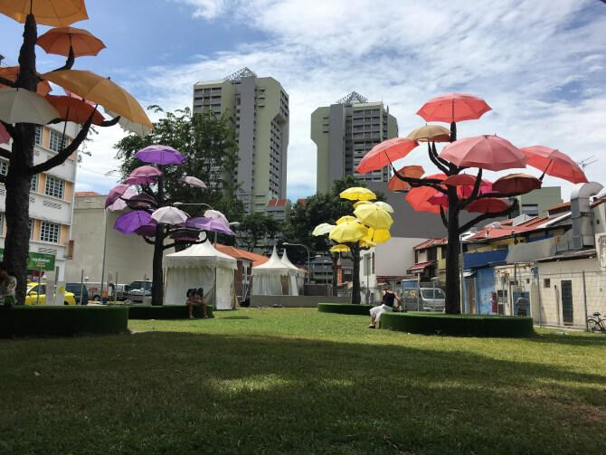 Top 20 things to do in Singapore: Umbrella Trees