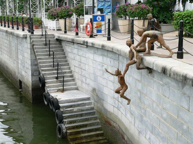 Top 20 things to do in Singapore: People of the River