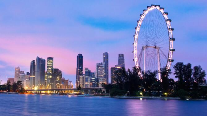 Top 20 things to do in Singapore: Singapore Flyer