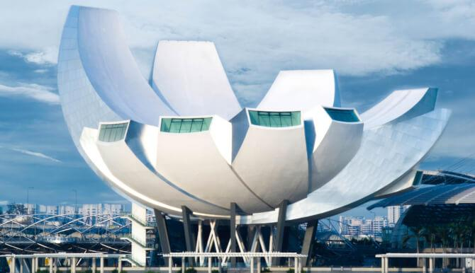 Top 20 things to do in Singapore: ArtScience Museum