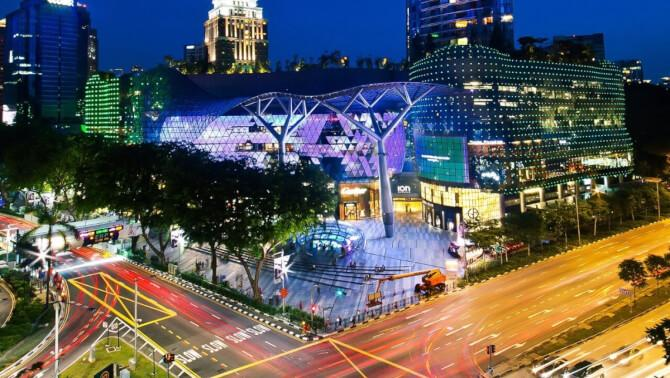Top 20 things to do in Singapore: Orchard Road