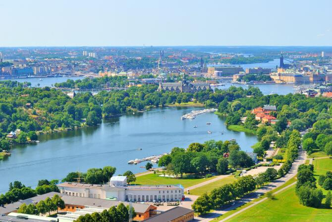 Top 20 things to do in Stockholm: Djurgården