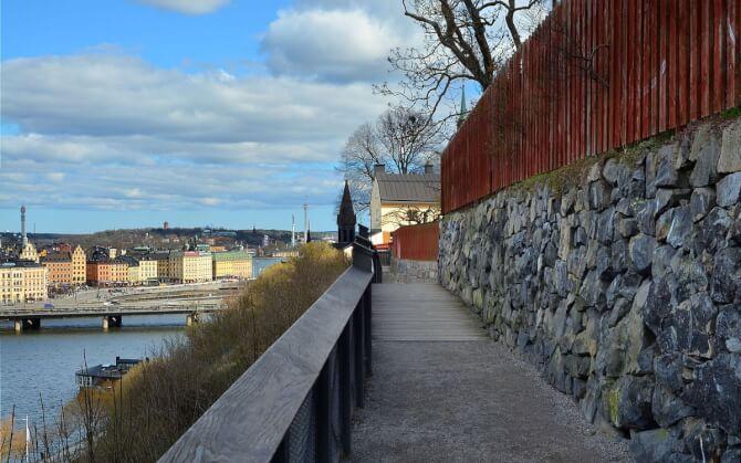 Top 20 things to do in Stockholm: Monteliusvägen