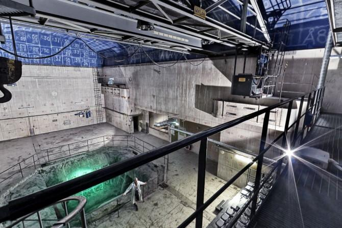 Top 20 things to do in Stockholm: R1 Nuclear Reactor
