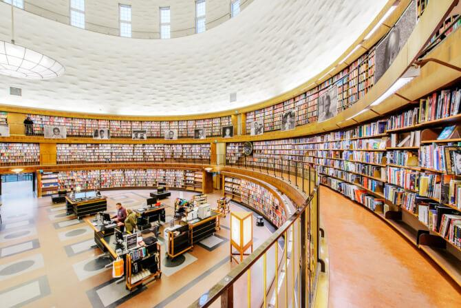 Top 20 things to do in Stockholm: Stockholm Public Library