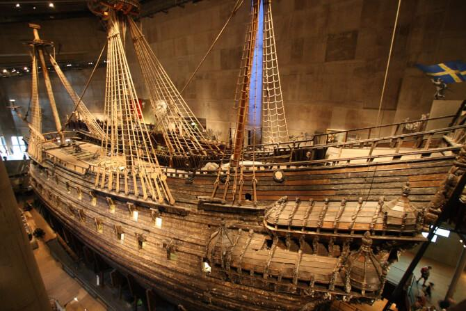 Top 20 things to do in Stockholm: Vasa Museum