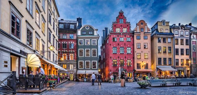 Top 20 things to do in Stockholm: Gamla Stan