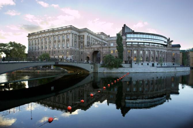 Top 20 things to do in Stockholm: Parliament House