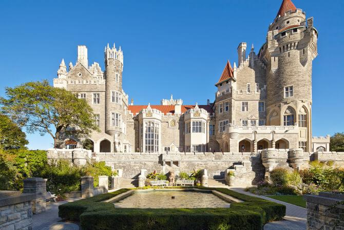Top 20 things to do in Toronto: Casa Loma
