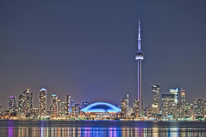 Top 20 things to do in Toronto: CN Tower