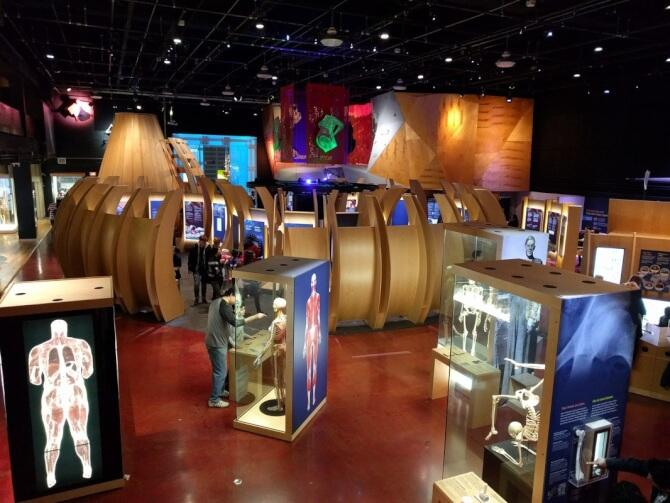Top 20 things to do in Toronto: Ontario Science Centre