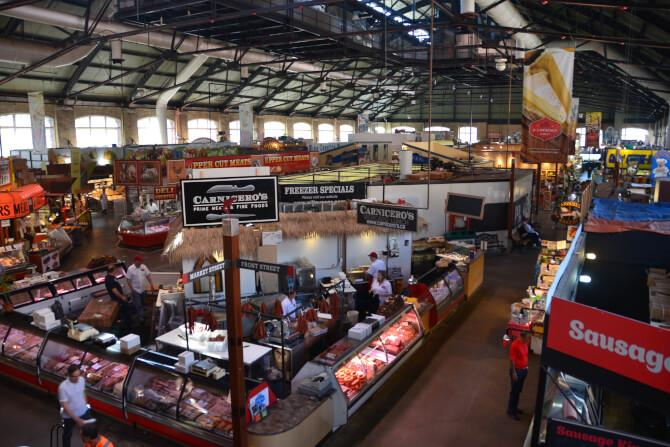 Top 20 things to do in Toronto: St. Lawrence Market