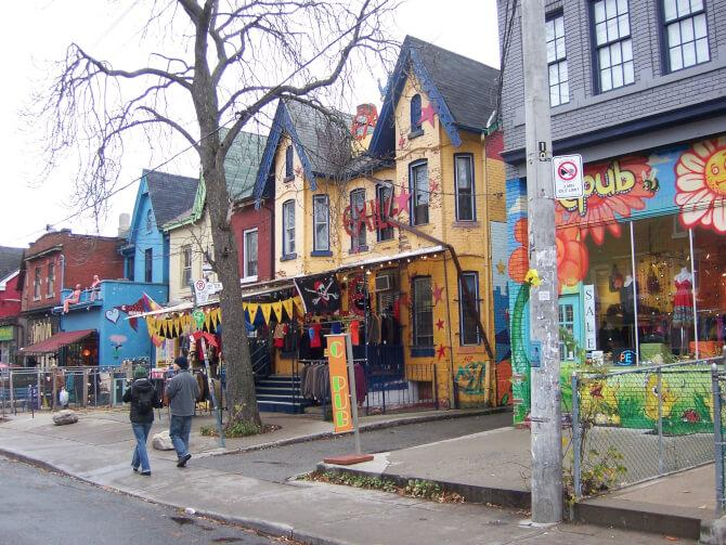 Top 20 things to do in Toronto: Kensington Market