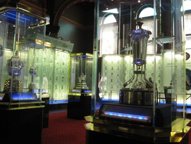Top 20 things to do in Toronto: Hockey Hall of Fame and Museum