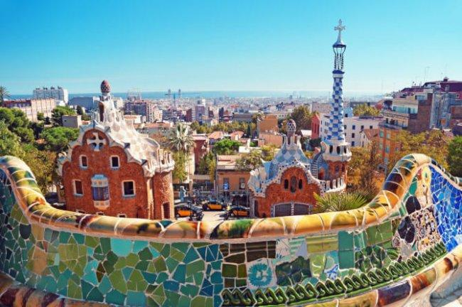Top 20 things to do in Barcelona: Park Güell