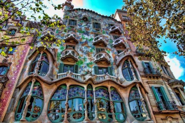 Top 20 things to do in Barcelona: Casa Batlló