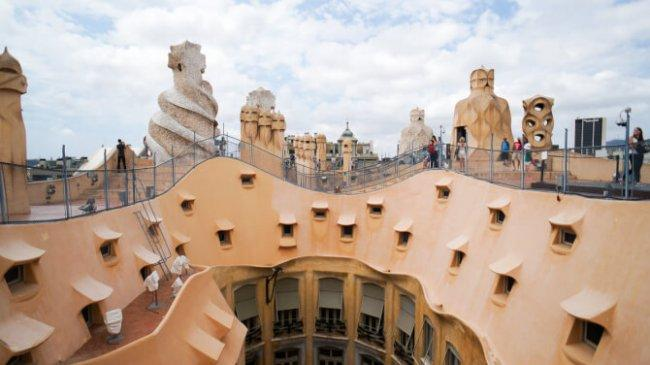 Top 20 things to do in Barcelona: Casa Milà