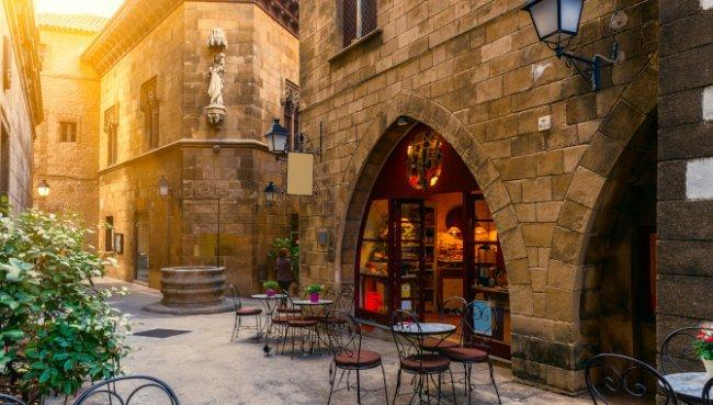 Top 20 things to do in Barcelona: Barri Gòtic