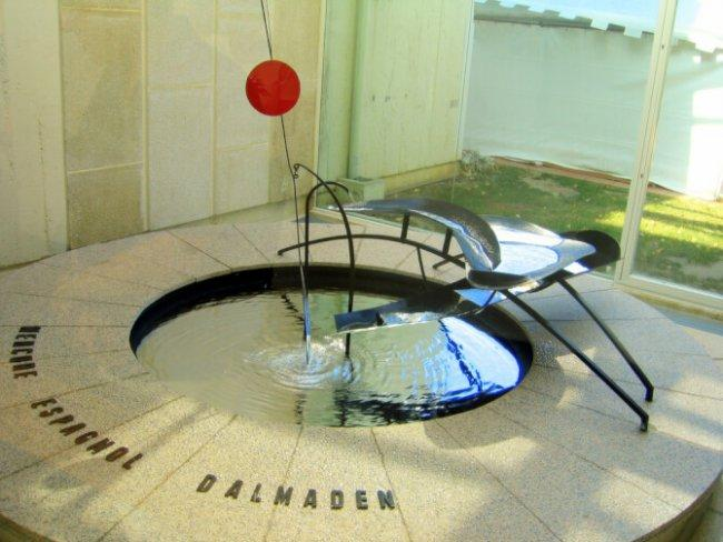 Top 20 things to do in Barcelona: Calder Mercury Fountain