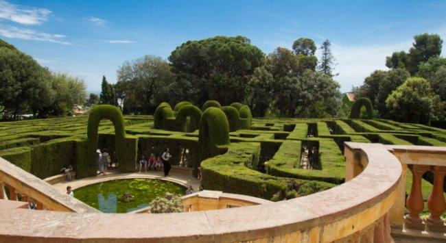 Top 20 things to do in Barcelona: Parc del Laberint d'Horta