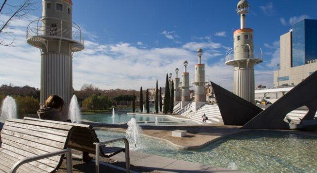 Top 20 things to do in Barcelona: Parc de l'Espanya Industrial