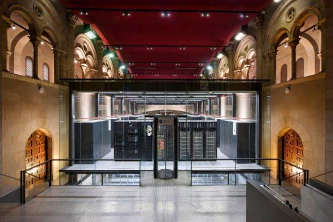 Top 20 things to do in Barcelona: Barcelona Supercomputing Center