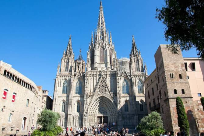Top 20 things to do in Barcelona: Barcelona Cathedral