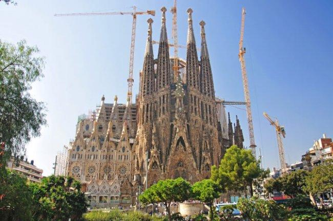 Top 20 things to do in Barcelona: Sagrada Família
