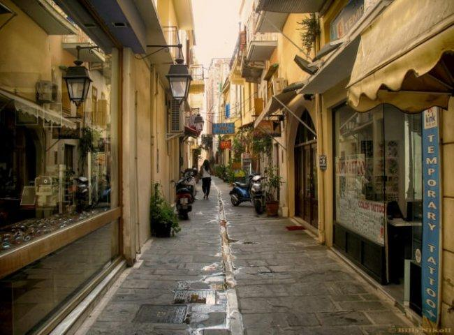 Top 20 things to do in Crete: Old Town of Rethymno