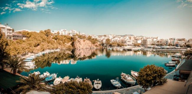Top 20 things to do in Crete: Agios Nikolaos