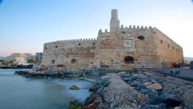 Top 20 things to do in Crete: Koules Fortress