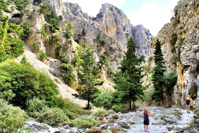 Top 20 things to do in Crete: Imbros Gorge