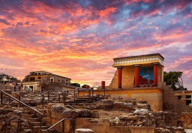 Top 20 things to do in Crete: Palace of Knossos