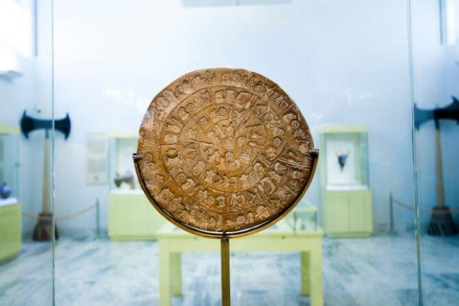 Top 20 things to do in Crete: Heraklion Archaeological Museum