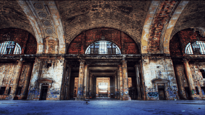 Top 20 things to do in Detroit: Michigan Central Station