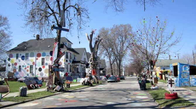 Top 20 things to do in Detroit: Heidelberg Project
