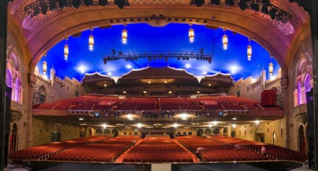Top 20 things to do in Detroit: Fox Theatre