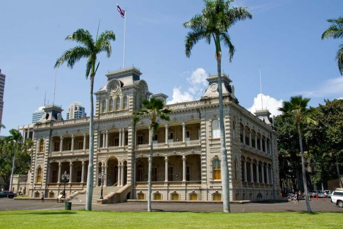 Top 20 things to do in Honolulu: ʻIolani Palace