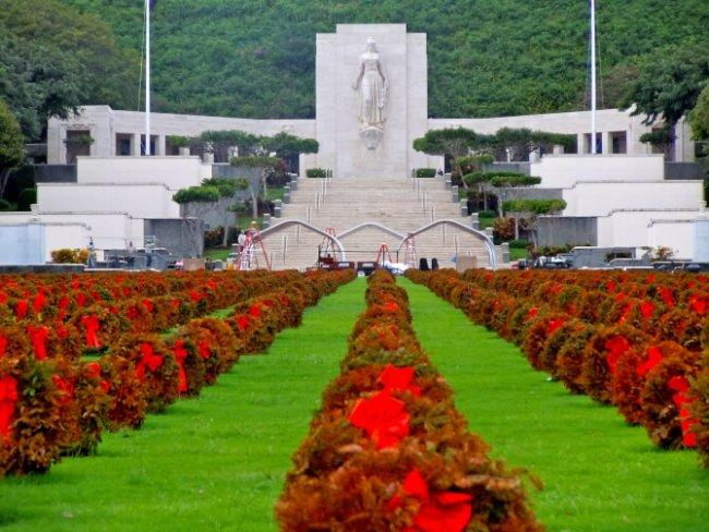 Top 20 things to do in Honolulu: National Memorial Cemetery of the Pacific
