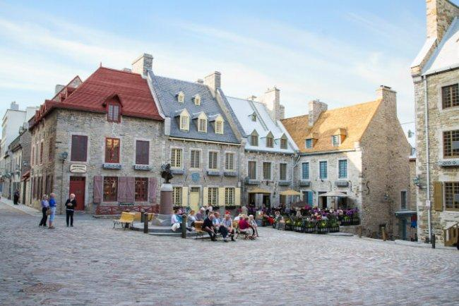 Top 20 things to do in Quebec City: Place-Royale