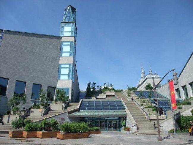Top 20 things to do in Quebec City: Musée de la civilisation