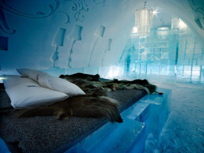 Top 20 things to do in Quebec City: Hôtel de Glace