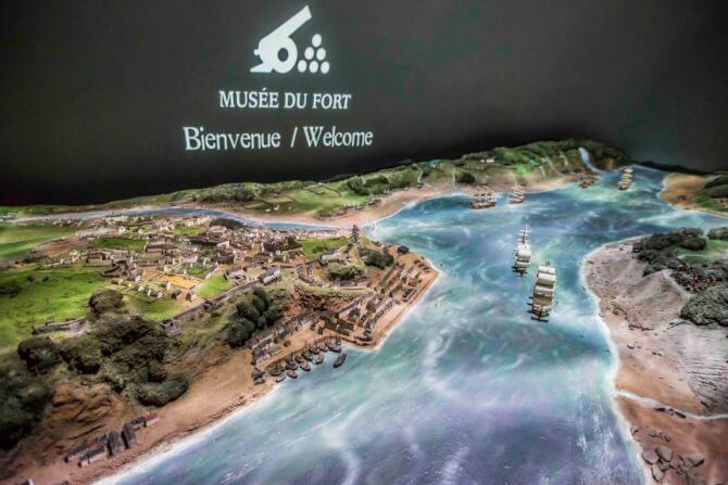 Top 20 things to do in Quebec City: Musée du fort