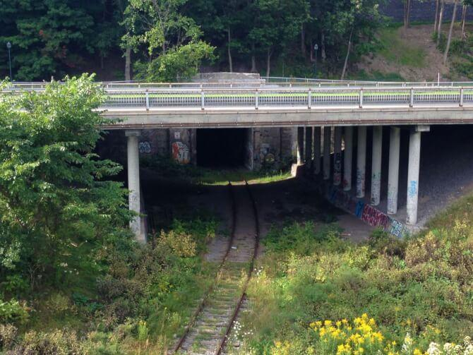 Top 20 things to do in Quebec City: Wolfe's Cove Tunnel